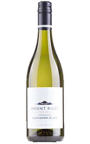 Mount Riley Mount Riley Sauvignon Blanc Limited Release