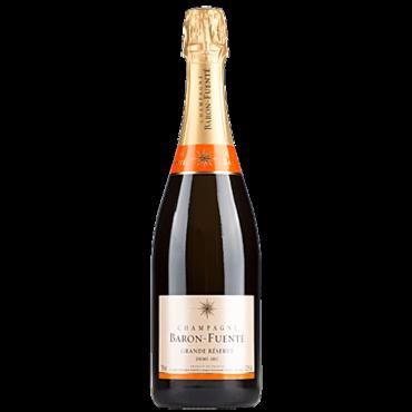 Champagne Baron Fuente Demi-Sec Grande Reserve