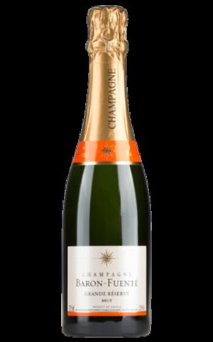 Champagne Baron Fuente Champagne Baron Fuente 0.375ml Grande Reserve Brut