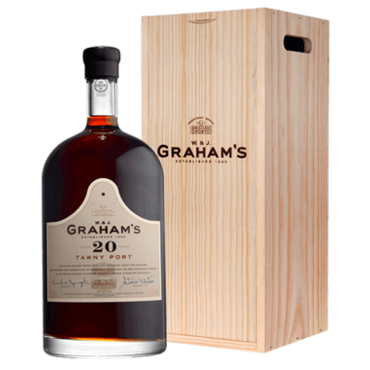 Graham's 20 Year Old Tawny (4,5L in houten kist)