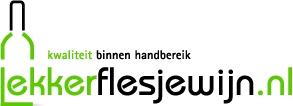 Lekkerflesjewijn.nl logo