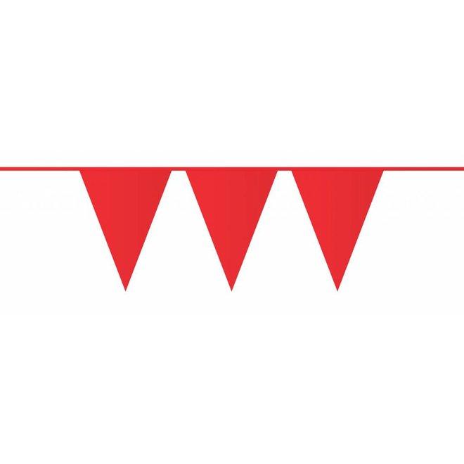 Vlaggenlijn Rood 10M