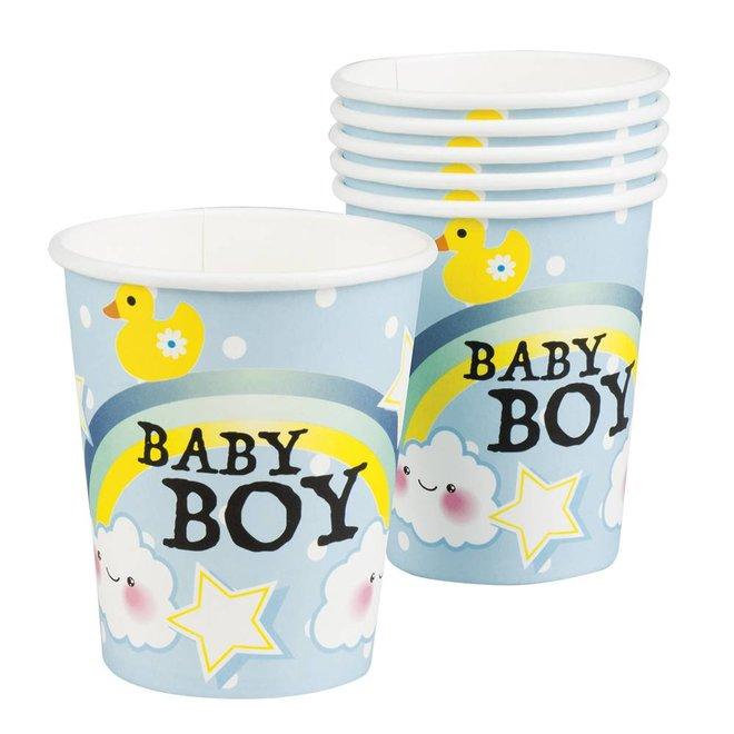 Bekertjes Baby Boy (6ST)
