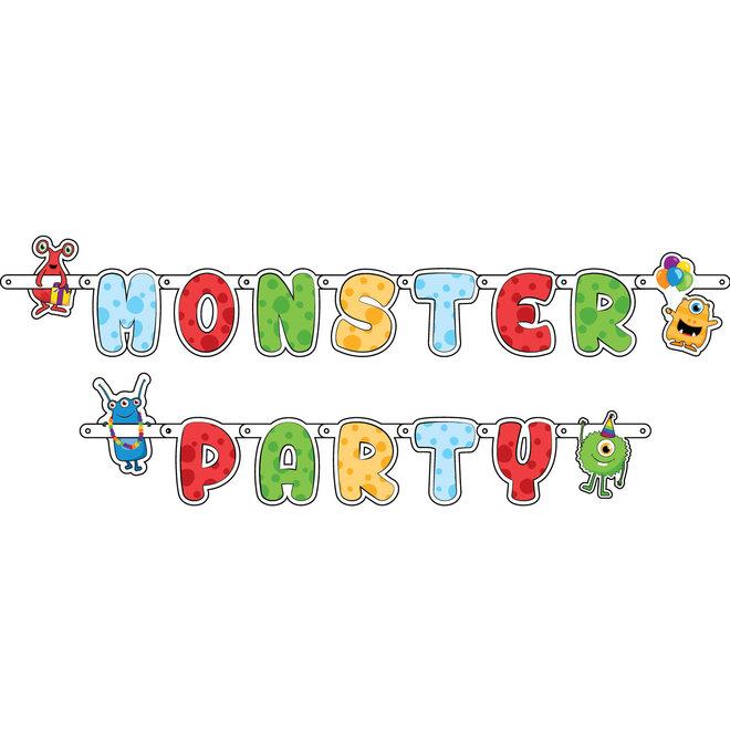 Letterslinger Monster Party (1ST)