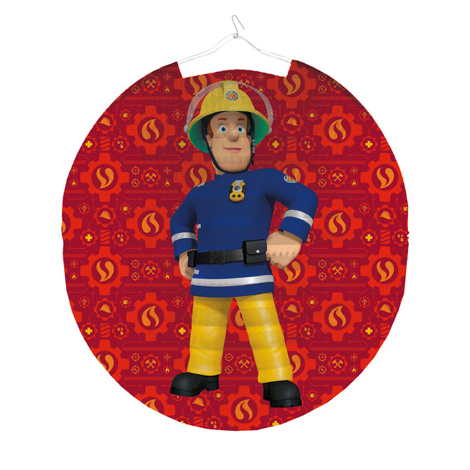 Lampion Brandweerman Sam (1ST)
