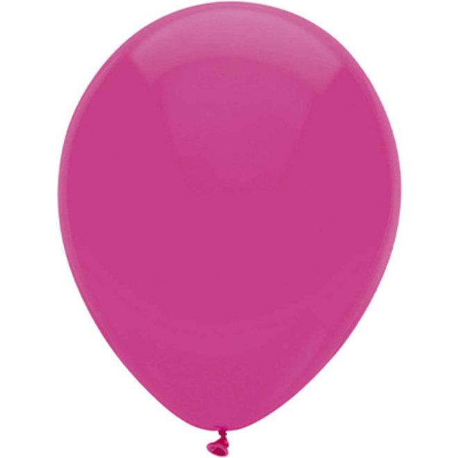 Ballonnen Magenta (15ST)