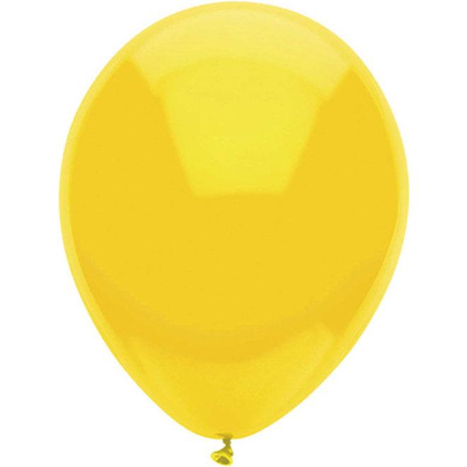 Ballonnen Geel 30CM (15ST)