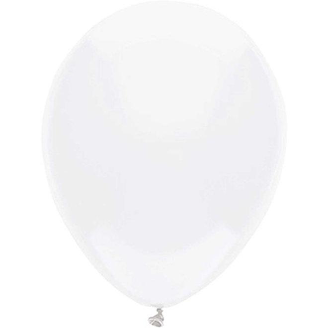 Ballonnen Wit (15ST)