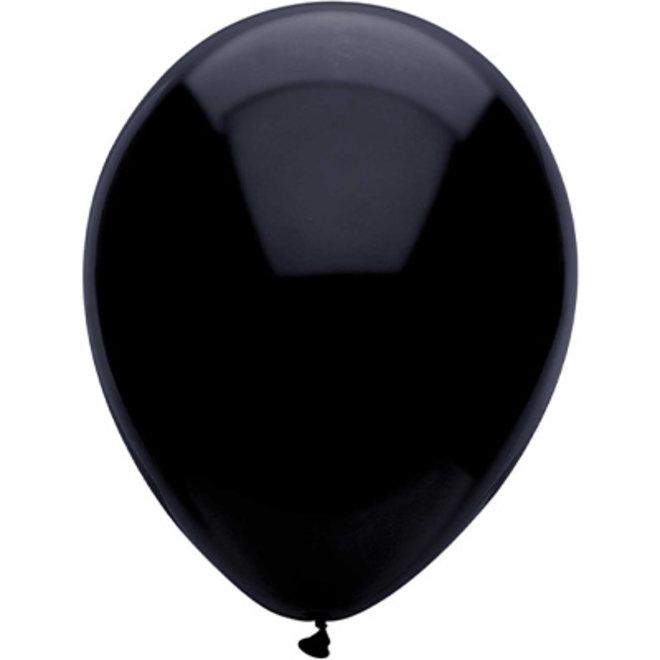 Ballonnen Zwart (15ST)