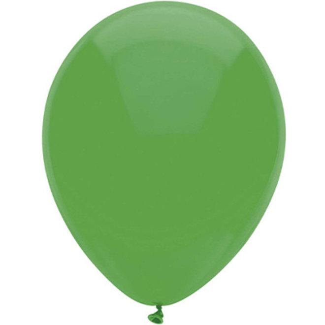 Ballonnen Donkergroen (15ST)