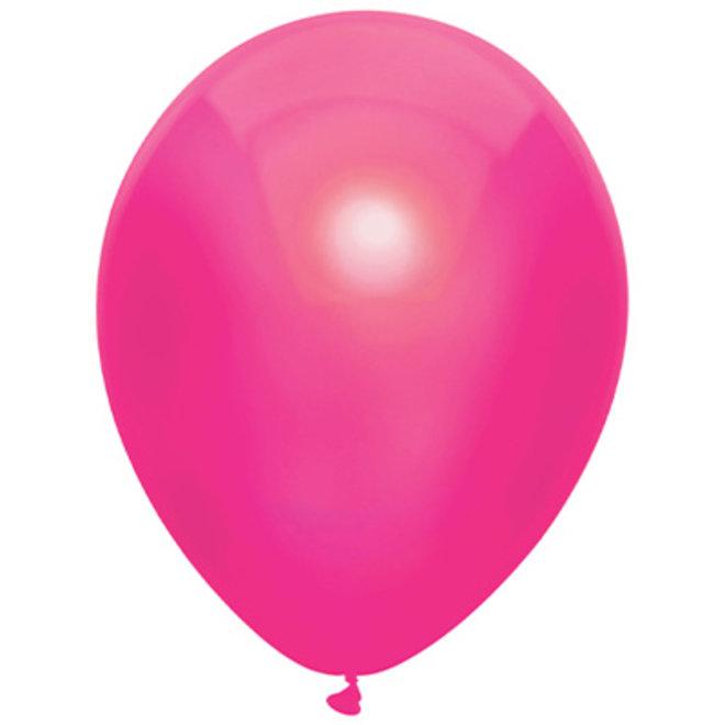 """Ballonnen Set Metallic Nijntje """"Hoera een Meisje"""" 40ST"""