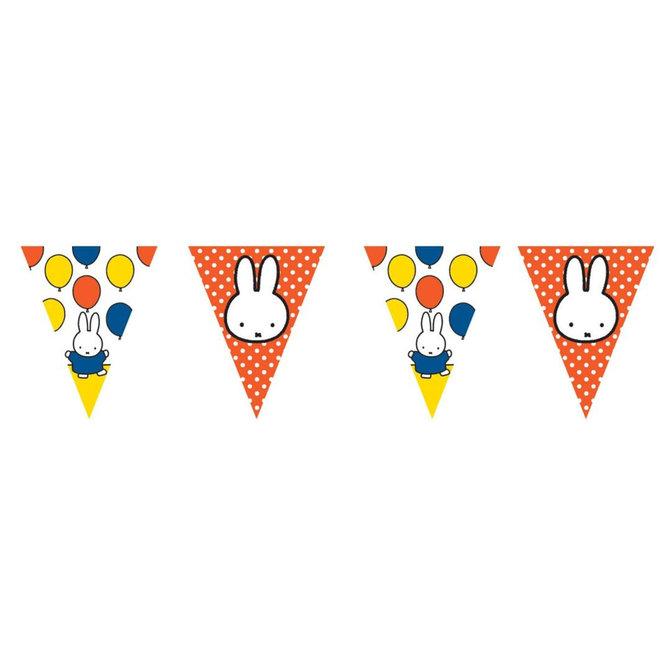 Vlaggenlijn Nijntje Verjaardag 10M