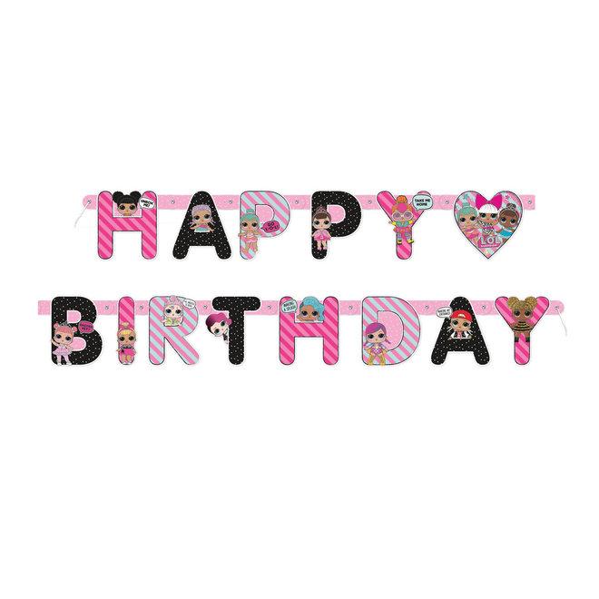 "Letterslinger ""Happy Birthday"" L.O.L. Surprise (1ST)"