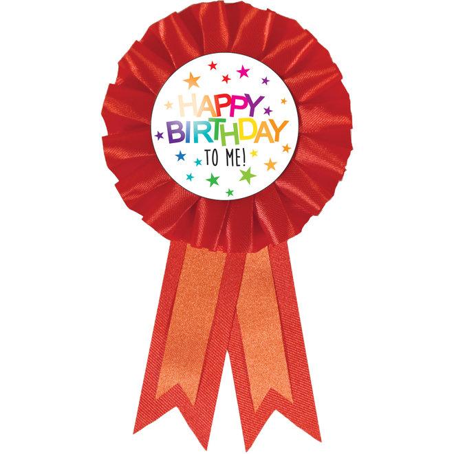 Rozet Happy Birthday to Me!