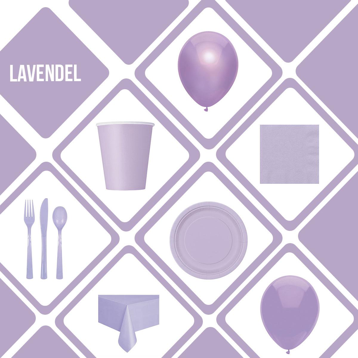 Lavendel Paars