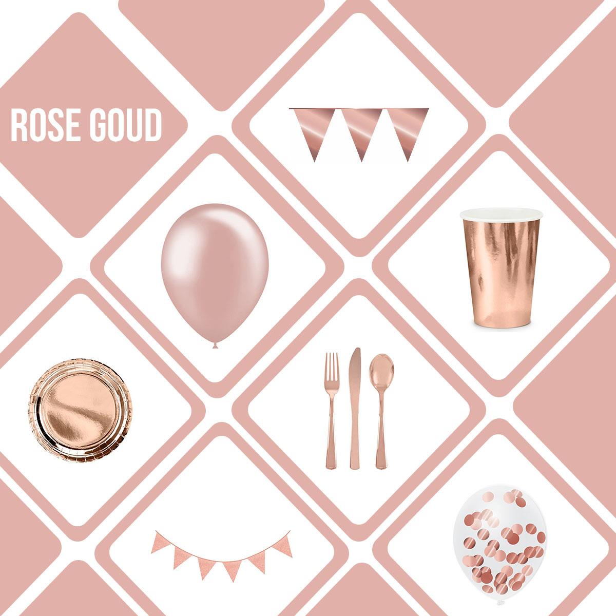 Rosé Goud