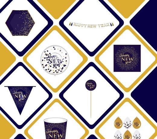 Sparkle op Oudejaarsavond met veel glitter en glamour!