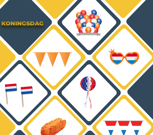 Een echt Nederlands feestje in Stijl!