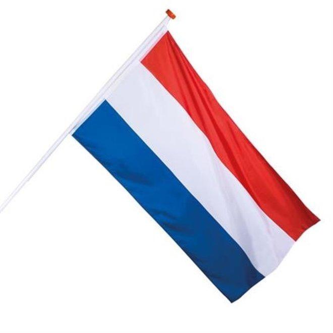 Polyester Vlag Nederland 100cm X 150cm (1ST)