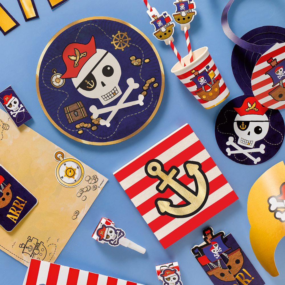 Piraten Feest (Premium)