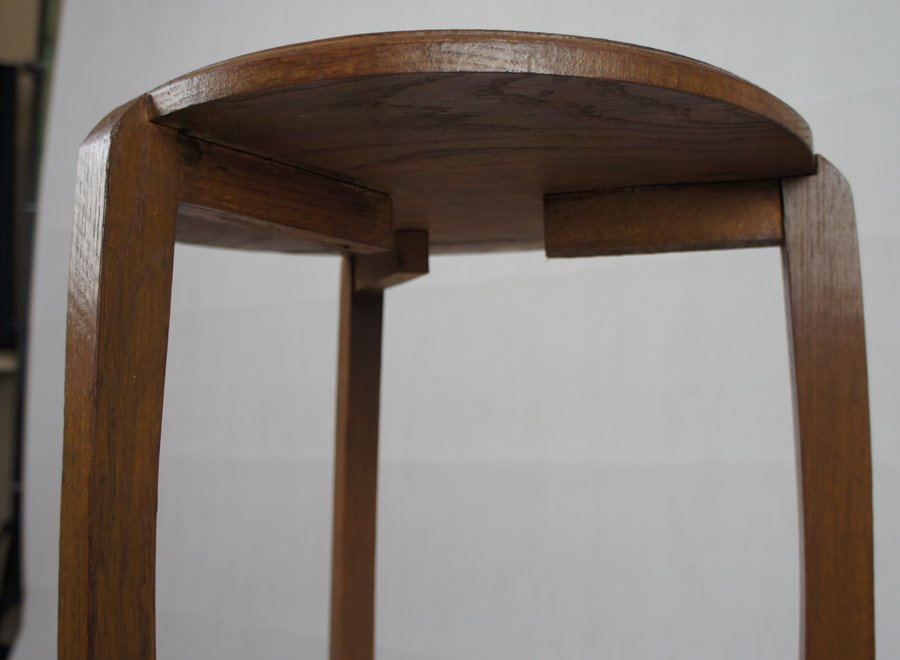 Dutch plant table from the early 20 ° Century