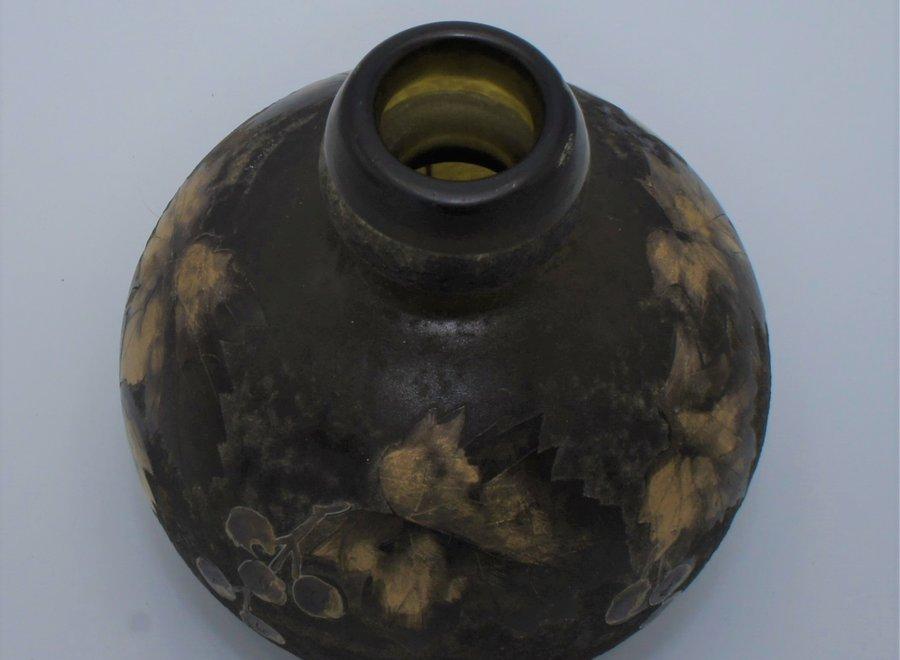 """Art Nouveau vase  - signed """"Legras"""""""