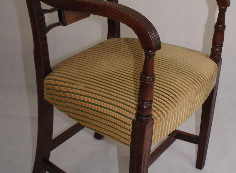 English armchair - 19 ° Century