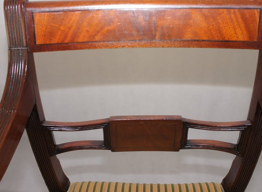 Comfortable chair with sturdy armrest - UK