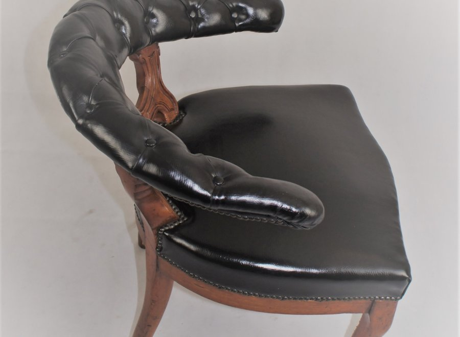 Beautiful Biedermeier chair - England - Ca 1900