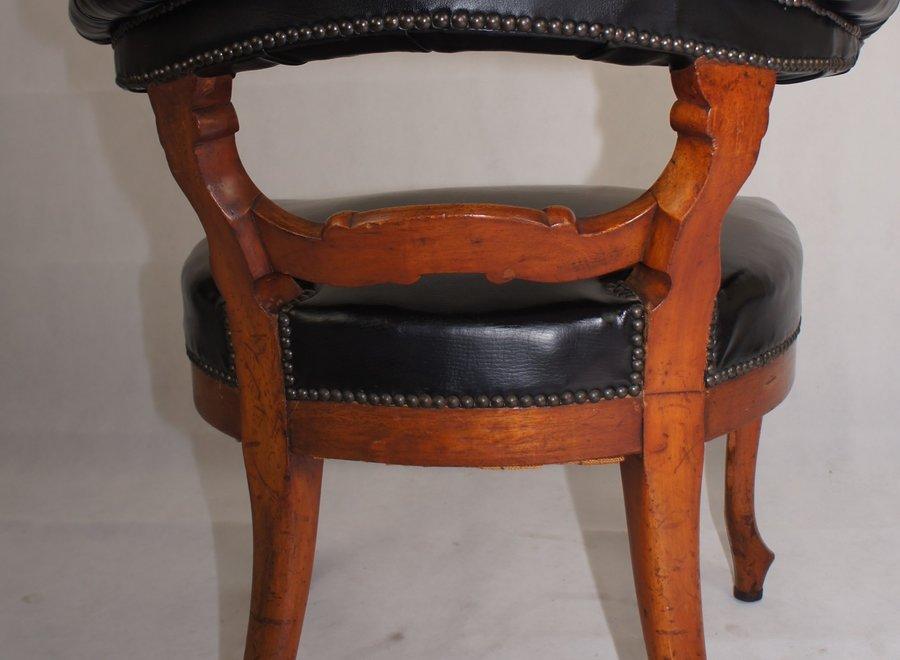 Mooie Biedermeier stoel - Engeland - Ca 1900