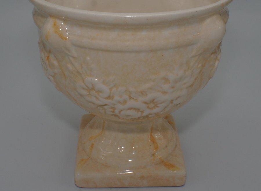 Brocante flowerpot
