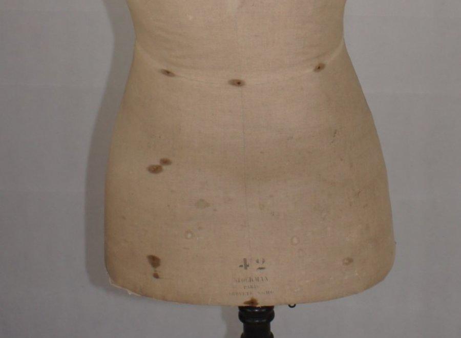 Mannequin Stockman - Paris Breveté (excl. French collar)