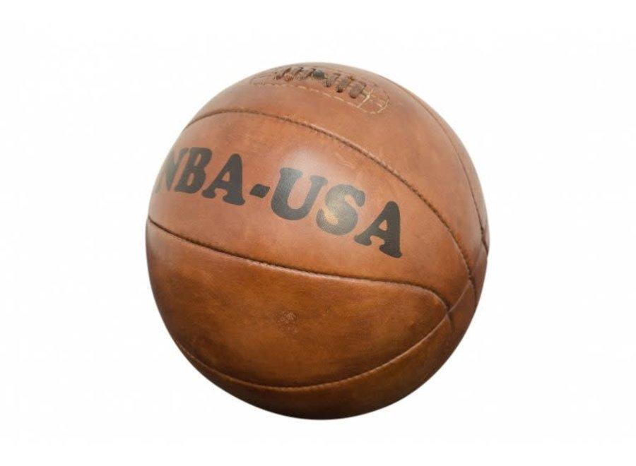 Vintage basketbal