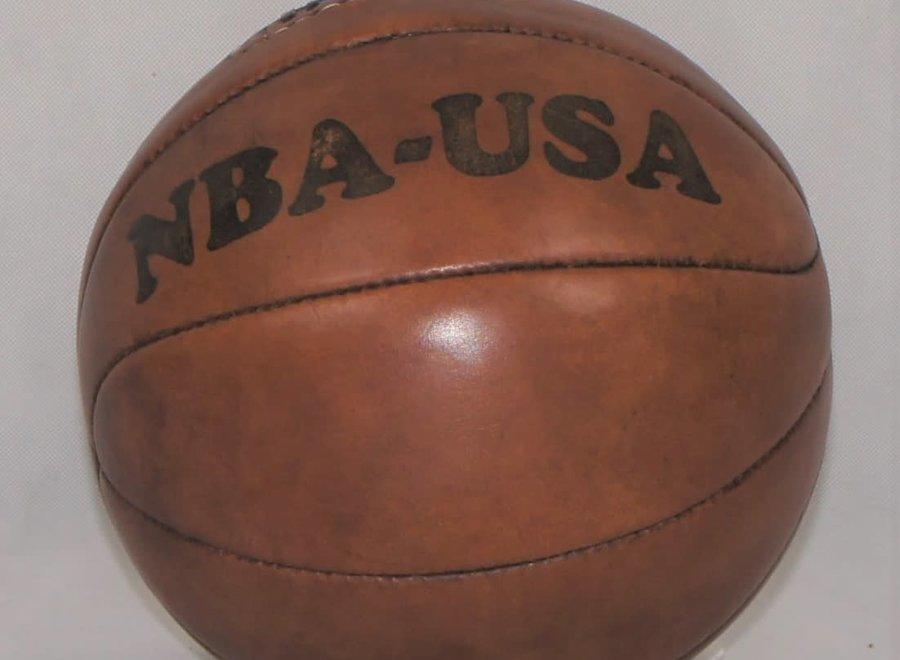 Lederen NBA-bal