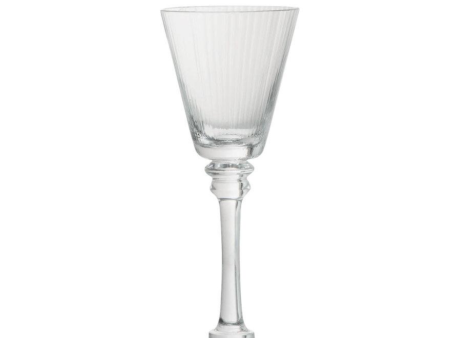 """Mathilde M"" Wijnglas Madame Récamier"