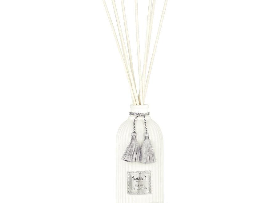 Les Intemporels geurverspreider voor kamer 500 ml - Fleur de coton