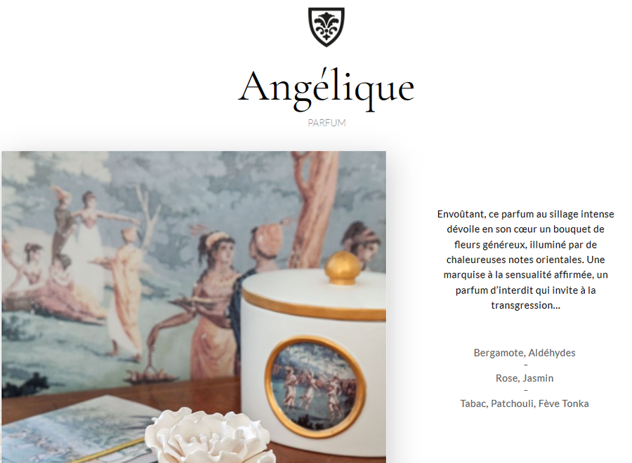 """Mathilde M"" Huisparfum 100 ml  - Angélique"