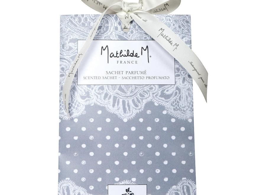 """""""Mathilde M"""" scented sachet - Fleur de coton"""