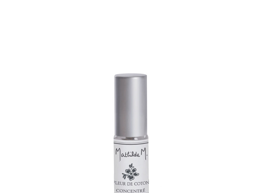 Les Intemporels parfum concentraat - spray 5 ml - Fleur de coton