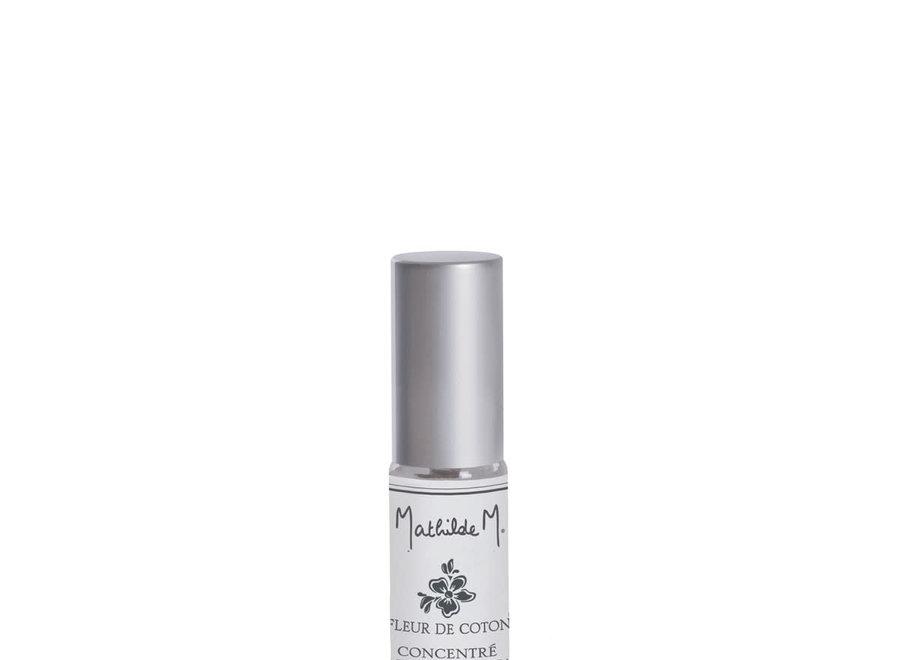 Les Intemporels perfume concentrate - spray 5 ml - Fleur de coton