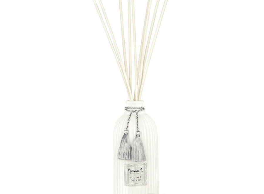 Les Intemporels geurverspreider voor kamer 500 ml - Poudre de riz