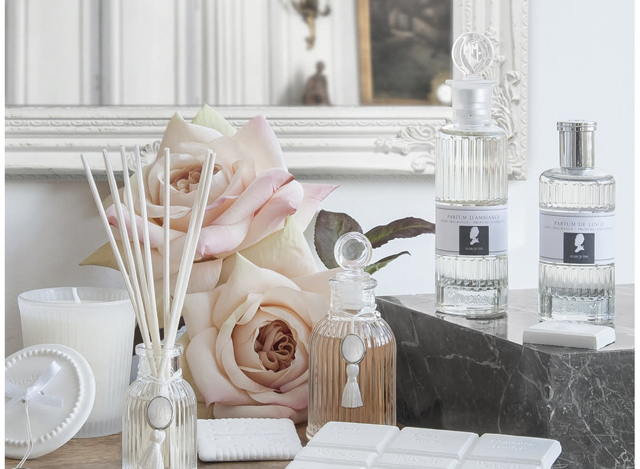 """Mathilde M"" Diffuser for home perfume 30 ml - Poudre de riz"