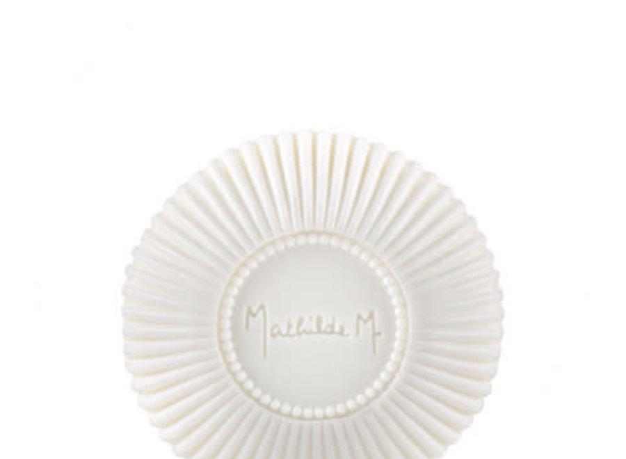 Ronde geribbelde zeep - Marquise