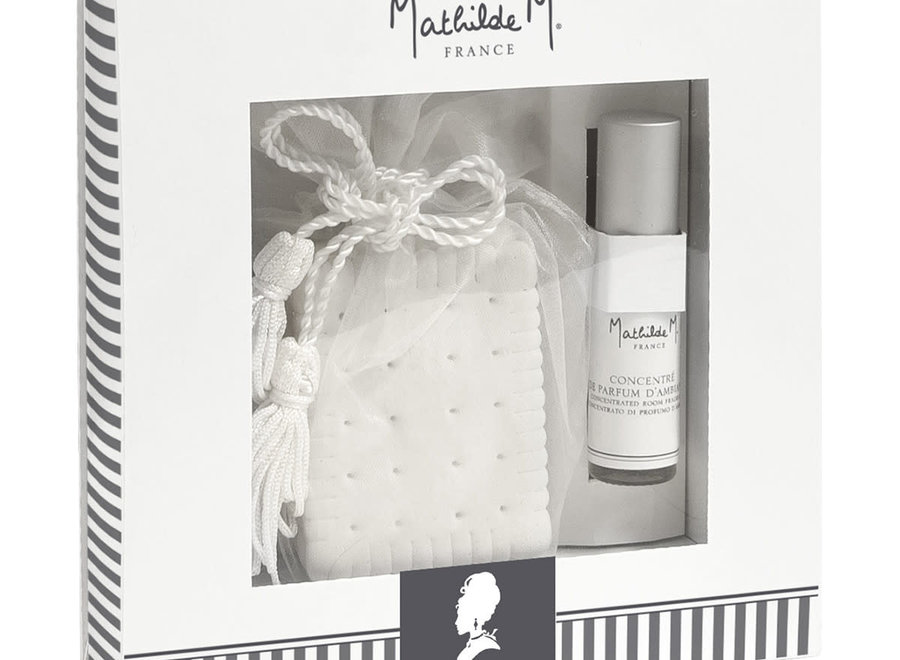 Les Intemporels giftbox of scented decorations - Marquise