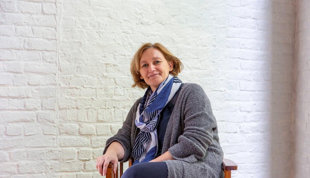 Geraldine van Authentics maakt antiek toegankelijk