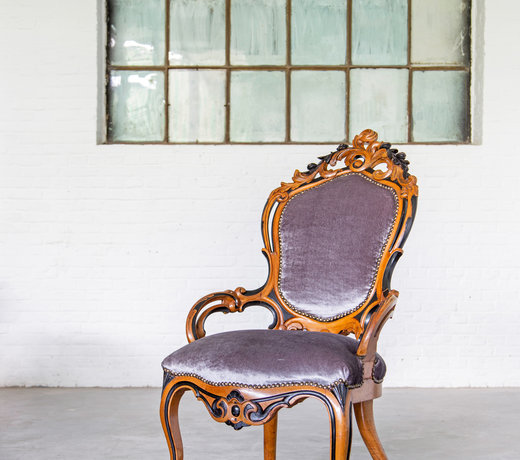 Antique seating furniture for sale