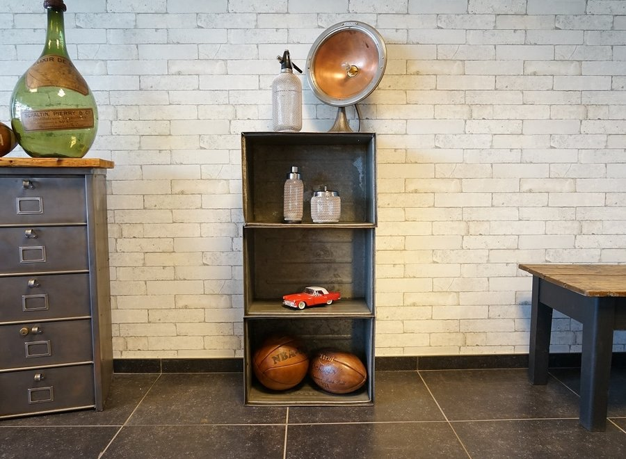 Vintage factory box - Schäffer cabinets