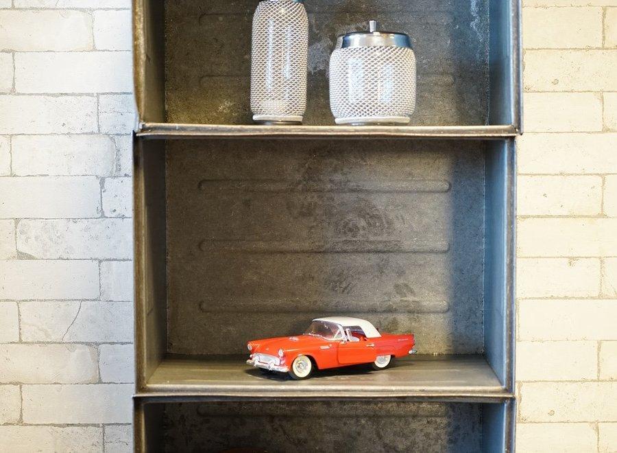 Vintage fabriekskist - Schäffer kasten
