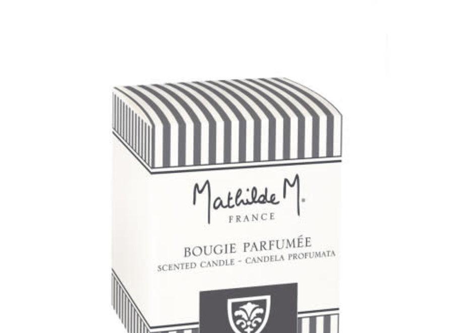 """""""Mathilde M"""" geurkaars  55 g - Angélique"""