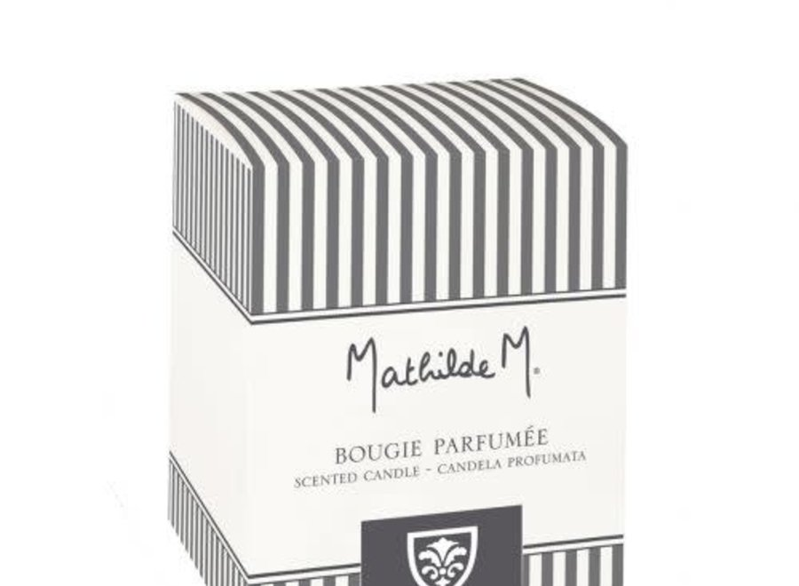 """Mathilde M"" scented candle 125 g - Angélique"